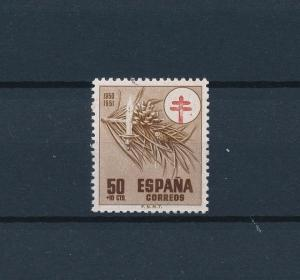 [57497] Spain 1950 Tuberculosis Fund MNH