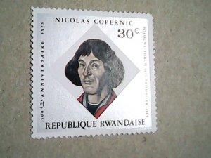 1973  Rwanda  #566  MNH