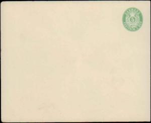 Denmark, Postal Stationery