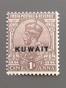 Kuwait 2 F MH. Scott $ 8.00