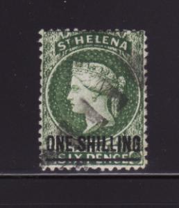 St Helena 17 U Queen Victoria