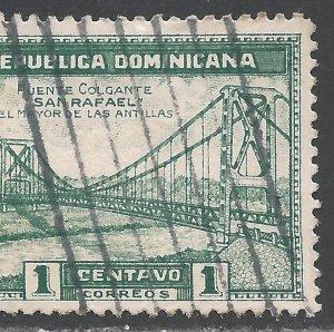 DOMINICAN REPUBLIC 290 VFU 1160D-5