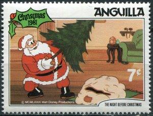 Anguilla 1981. Christmas 1981 (MNH OG) Stamp
