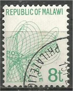 MALAWI 1998 used 8t POSTAGE DUE Scott J10