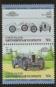 St. Vincent Grenadines  Union Island MNH S.C.#  146