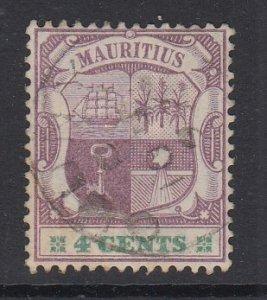 MAURITIUS, Scott 97, used