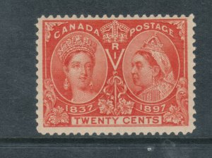 Canada #59 Very Fine Never Hinged **With Certificate**
