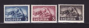Albania 458-460 Set MNH UPU (A)