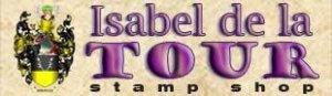 Isabeldelatour-Artstamps