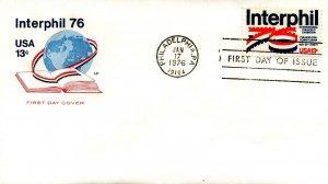 US FDC #1632 Interphil, House Of Farnam (6109)