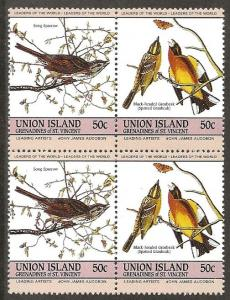 St Vincent Grenadines-Union Island Scott 187  MNH