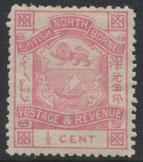 North Borneo  SG 36b   MH  please see scans & details