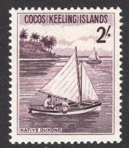 Cocos Islands Scott 5