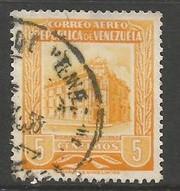 VENEZUELA C597 VFU 990C-2
