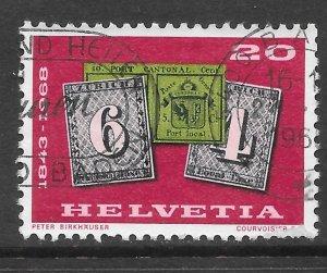 Switzerland Used [7394]