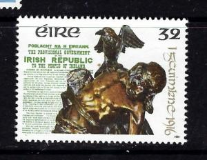 Ireland 827 Hinged 1991 issue