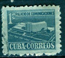 Cuba; 1952: Sc. # RA16; O/Used Cpl. Set