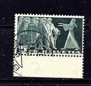 Switzerland 245 Used 1938 issue