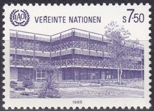 United Nations Vienna #48  MNH  (S10119)
