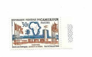 Cameroun 1964 - Scott #400