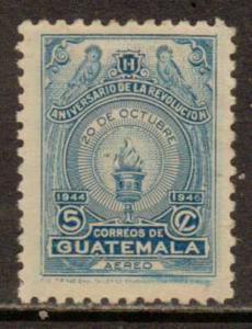 Guatemala   #C150  used  (1947)  c.v. $0.25