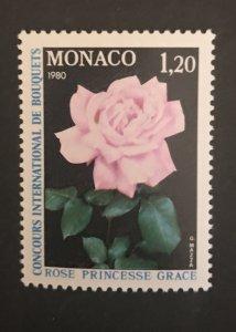 Monaco 1979 #1191, MNH, CV $2.75
