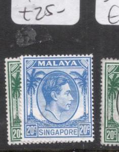 Singapore SG 24-24a MOG (2dis)