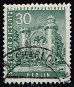 Germany #9N130 Pfaueninsel Castle; Used (0.85)