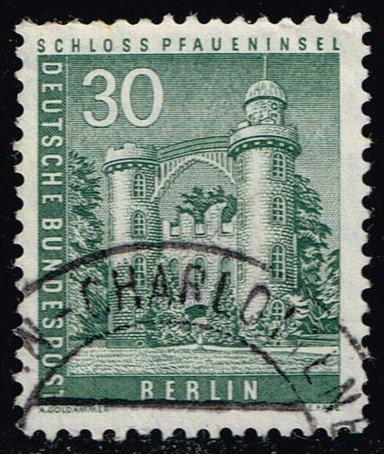 Germany #9N130 Pfaueninsel Castle; Used (0.85)
