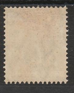 GIBRALTAR 1906 KEVII 6D DULL & BRIGHT PURPLE WMK MULTI CROWN CA