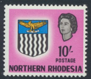 Northern Rhodesia  SG 87  SC# 87 MNH  see detail and scan