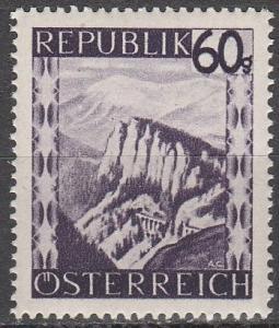 Austria #474 MNH