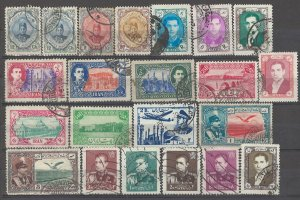 COLLECTION LOT # 4288 IRAN 22 STAMPS 1911+ CLEARANCE CV+$22