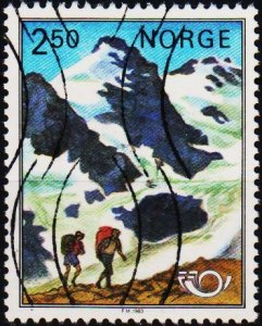 Norway. 1983 2k50 S.G.912  Fine Used