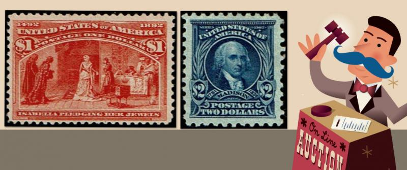 The 93rd HipStamp One Cent Auction Event