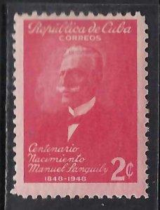 CUBA 435 MOG Q015