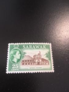 Sarawak sc 206 MNH