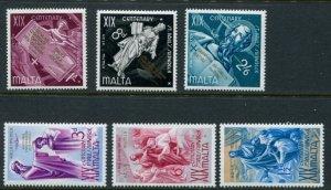 Malta #275-80 Mint