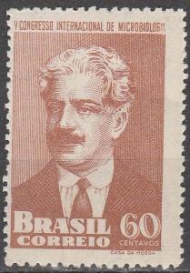 Brazil #698 F-VF Unused  (K1341)