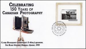 CA17-028, 2017, 150 years of Canadian Photography, Claire Champagne, Day of Issu