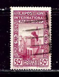 Algeria 110 Used 1937 issue