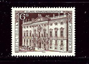 Austria 1041 MNH 1976 issue