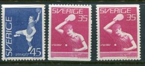 Sweden #724-6 mint - Make Me An Offer
