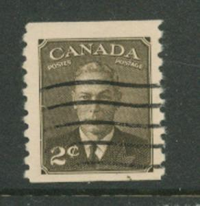 Canada SG 415  Fine Used  Coil issue