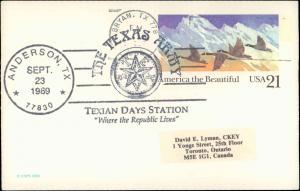 United States, Texas, Event