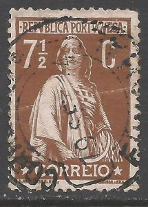 PORTUGAL 214 VFU Z5025