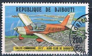 Djibouti C112 Used Plane 1960 (MV0287)
