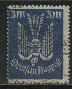 Germany Reich Scott # C10, used, exp h/s