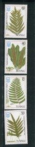 Tuvalu MNH 438-41 Plant Stems