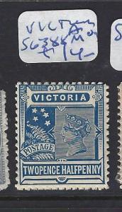 VICTORIA  (PP2803B) QV  2 1/2D  SG 388  MOG